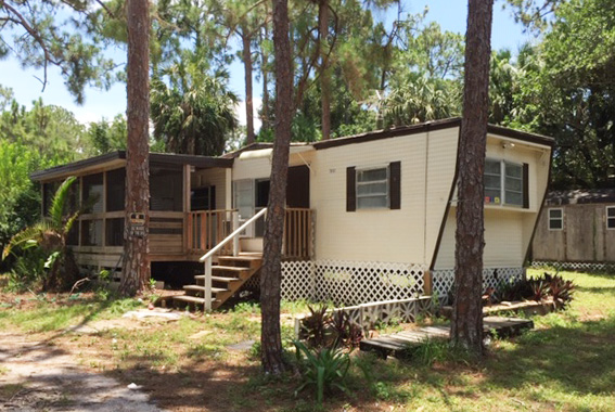 Cheap Mobile Home Rentals and Rent to Own Mobil Homes in Fort Myers, Fl